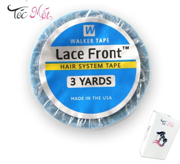 Băng dính gắn tóc giả dán Lace Front 1